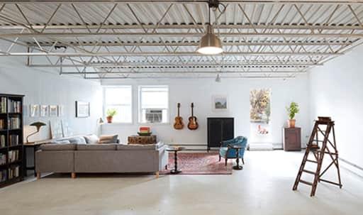 Huge, sunny loft with romantic roof garden in Gowanus, Brooklyn, NY | Peerspace