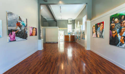 Modern gallery in the heart of The Castro in The Castro, San Francisco, CA | Peerspace