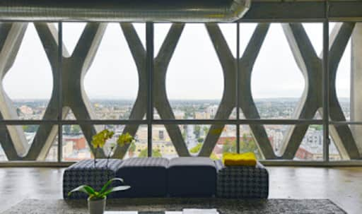 McArthur Park Cement Lofts with Insane View in Central LA, Los Angeles, CA | Peerspace