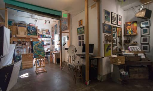 Art and Creative Space in the Mission in Mission District, San Francisco, CA | Peerspace