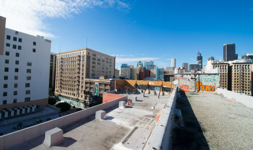 Downtown Rooftop with City Views in Downtown, Los Angeles, CA | Peerspace
