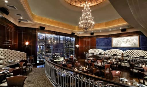 Exceptional Bi-Level Steakhouse Space with Stunning Wine Room in Midtown, New York, NY | Peerspace