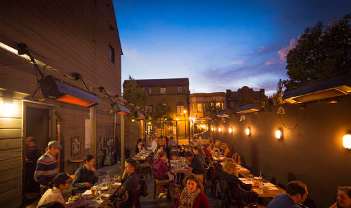 Outdoor Patio in the Mission in Mission Dolores, San Francisco, CA | Peerspace