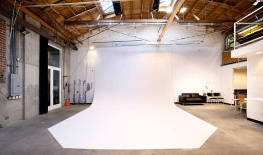 Beautiful Photo studio In the historic Helms Bakery building - Alley Studio in McManus, Culver City, CA | Peerspace