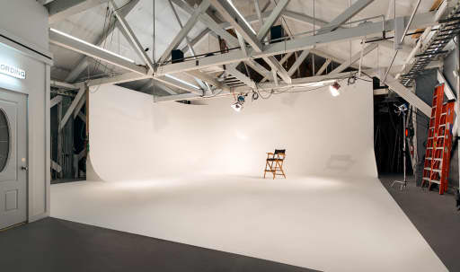 SODO District Studio and Event Space with Cyclorama Wall in Industrial District, Seattle, WA | Peerspace