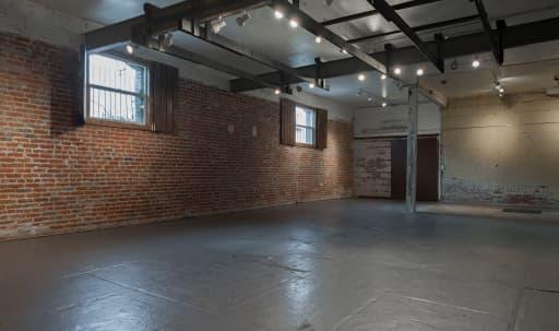 Brick Warehouse for Film Location in Central LA, Los Angeles, CA | Peerspace