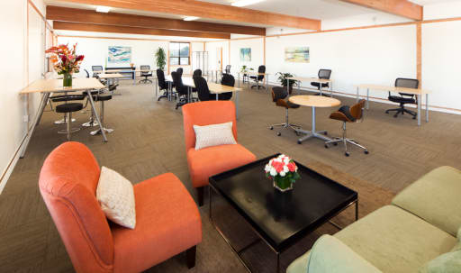 Furnished Office or Workshop Space with Lounge and Courtyard in Treasure Island, San Francisco, CA | Peerspace