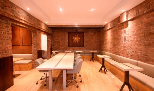 Multi-level co-working space in Times Square in Midtown, New York, NY | Peerspace