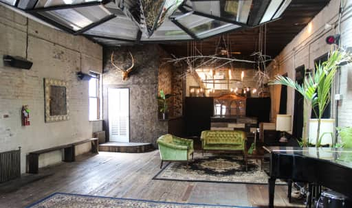 Spacious Vintage Loft in Central Williamsburg for Events, Shows & Dinners in Williamsburg, Brooklyn, NY   Peerspace