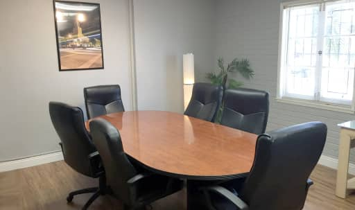 Conference Room in Creative Production Studio in Tropico, Glendale, CA | Peerspace