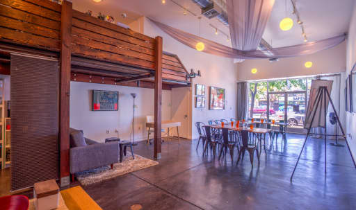 Inspiring Creative Space for Collaborative Meetings in Bernal Heights, San Francisco, CA | Peerspace