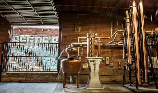 Modern Craft Distillery in DTLA Arts District in Central LA, Los Angeles, CA   Peerspace