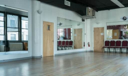 Prime Location Open Studio B - for fitness, dancing, casting calls, photo shoots, meetings, lectures, etc. in Midtown, New York, NY | Peerspace
