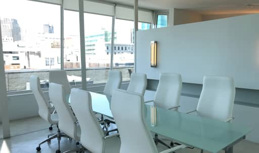 Modern SOMA Conference Room with Rooftop Patio & View in South of Market, San Francisco, CA | Peerspace