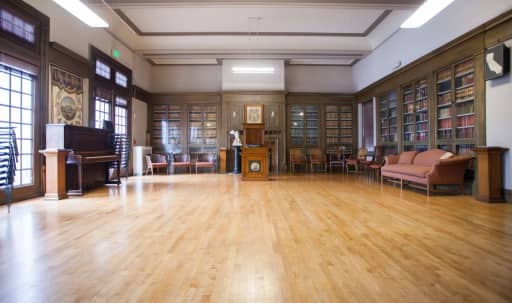 Historic Philanthropic Club Meeting Room in Lower Nob Hill, San Francisco, CA | Peerspace