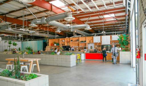 14,000 SF Unique Cafe in Central LA, Los Angeles, CA | Peerspace