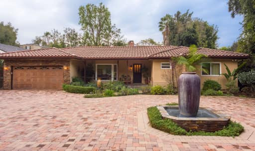 Gated Bel Air Private Ranch with Beautiful Gardens in Westwood, Los Angeles, CA | Peerspace