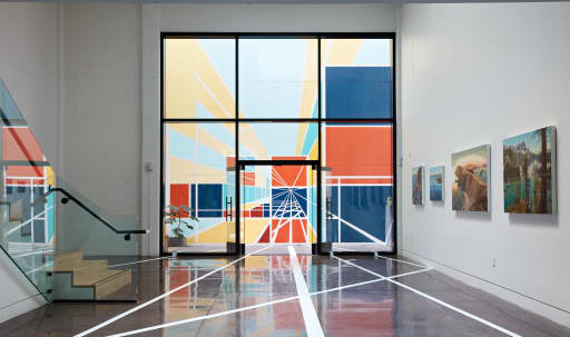 Spacious Union Square Contemporary Gallery in Historic Building in Lower Nob Hill, San Francisco, CA | Peerspace