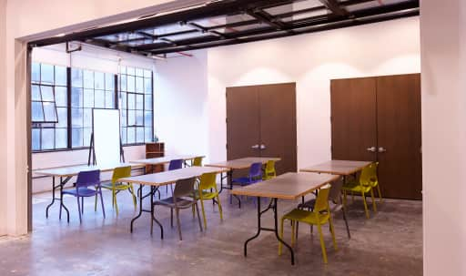 Open and Airy Event Space in Chelsea! [Classroom C] in Midtown, New York, NY | Peerspace