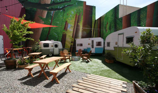 Outdoor SoMa Event & Meeting Space in South of Market, San Francisco, CA | Peerspace