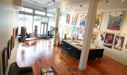 Unique North Beach Gallery in Russian Hill, San Francisco, CA | Peerspace