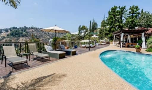 Hollywood Hills Villa + Pool and Views in Central LA, Los Angeles, CA | Peerspace