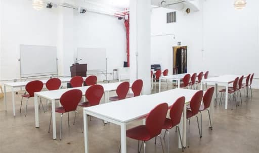 Open and Versatile Meeting Space: 17ft high ceilings, 1,200 sqft, near South Park in South of Market, San Francisco, CA | Peerspace
