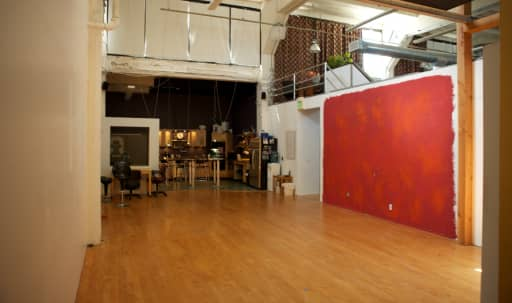 Artist Studio in Mission District in Mission District, San Francisco, CA | Peerspace
