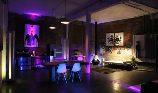 Retro/Minimal Studio in East DTLA w/ No Noise Limitations & FREE parking in Central LA, Los Angeles, CA | Peerspace