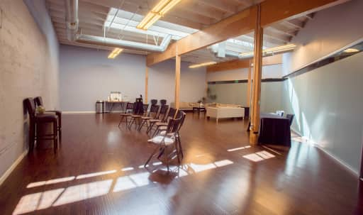 Gorgeous Natural Light for up to 120 - Fishbowl in Civic Center, San Francisco, CA | Peerspace