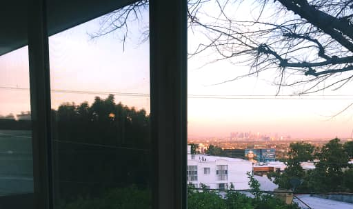 The Sunset House with Unparalleled Views of Los Angeles and DTLA in Central LA, Los Angeles, CA   Peerspace