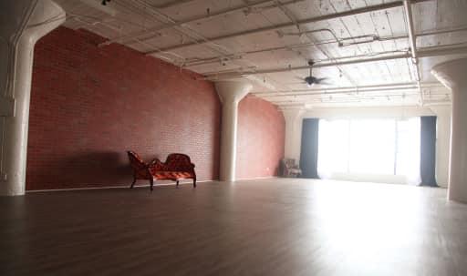 Brick Walls & Rustic Wood Floors in the Heart of DTLA in Central LA, Los Angeles, CA | Peerspace