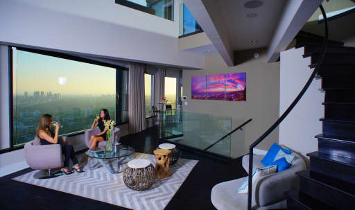 Hollywood Hills Modern Home + Views in Central LA, Los Angeles, CA | Peerspace
