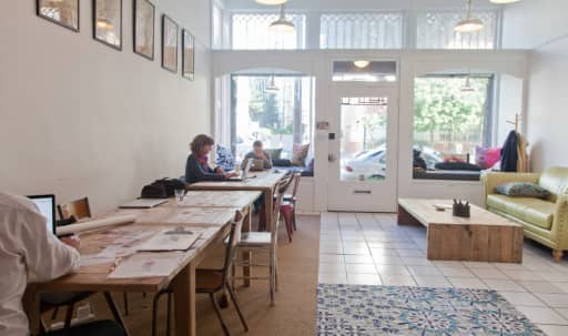 Coworking Clubhouse for Creatives in Hayes Valley, San Francisco, CA | Peerspace