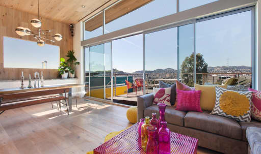 Bright Modern Home With Swings, A Hot Tub, And Views! in Potrero Hill, San Francisco, CA | Peerspace