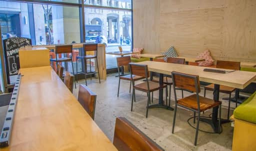 The Lookout in Financial District, San Francisco, CA | Peerspace