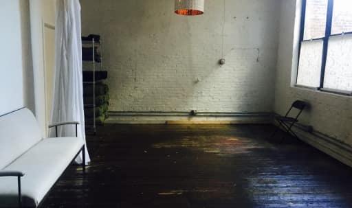 Beautiful Yoga / Workshop Space Loft in Industrial Building In Gowanus, Brooklyn in Gowanus, Brooklyn, NY | Peerspace