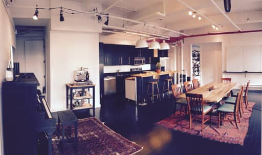 Chelsea Penthouse Loft + Roof, 250ft from Penn/MSG in Midtown, New York, NY | Peerspace