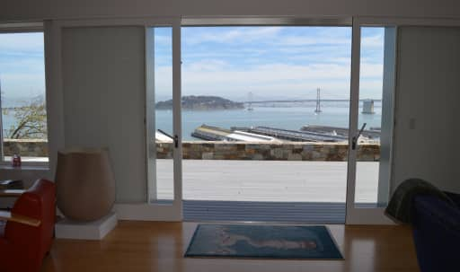 North beach: Custom-designed with spectacular views in Telegraph Hill, San Francisco, CA | Peerspace