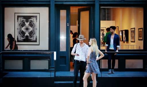 Soho Gallery - Street level in Tribeca, New York, NY | Peerspace