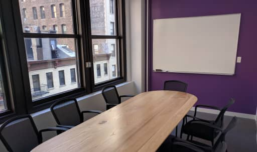 8-10 Person Private Conference/Classroom-style Room by Penn Station & Herald Square in Midtown, New York, NY | Peerspace