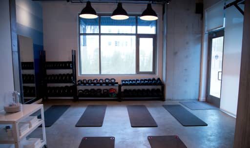 Light, Clean and Modern Market/Dolores Fitness Studio in Mission Dolores, San Francisco, CA | Peerspace