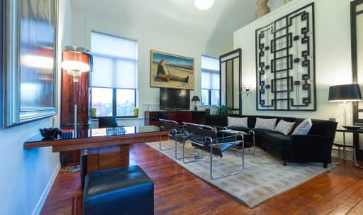 Bright 6,500 sq ft  art deco and mid century modern church- Boerum Hill in Boerum Hill, Brooklyn, NY | Peerspace