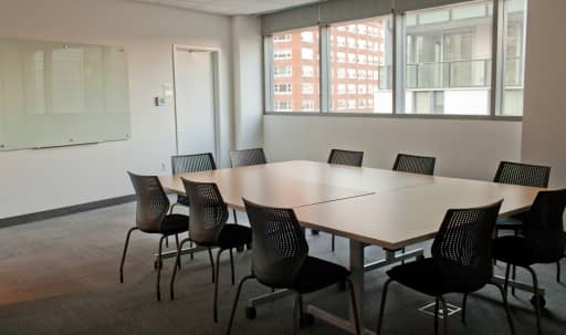 Cozy Conference Room with Natural Light and AV Tech! in Lower Manhattan, New York, NY | Peerspace