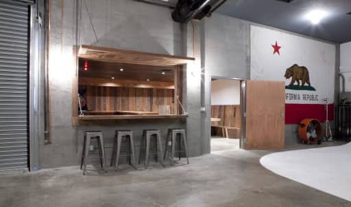 East Side Studio with Custom Reclaimed Wood Bar in Northeast Los Angeles, Los Angeles, CA | Peerspace