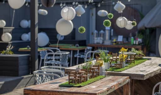 Charming Back Patio Outdoor Venue in NOHO ARTS DISTRICT in NoHo Arts District, North Hollywood, CA | Peerspace