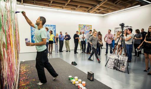Urban Gallery Space and Loft in McManus, Culver City, CA   Peerspace
