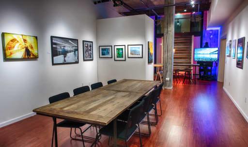 Open Gallery in the East Village Arts District of Downtown Long Beach in East Village, Long Beach, CA | Peerspace