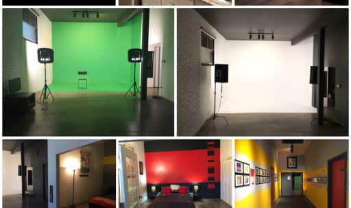 Green Screen Studio With Multiple Sets in Central LA, Los Angeles, CA | Peerspace