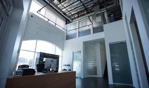 Conference Room in Urban Millenial Office Space in McManus, Los Angeles, CA | Peerspace